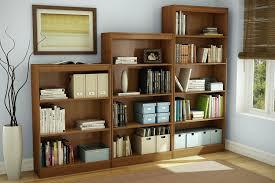 amazon com south shore axess collection 5 shelf bookcase morgan