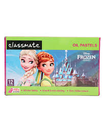 classmate product classmate frozen pastel 12 shades multicolor online in india