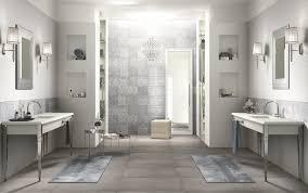 bathroom tile wall ceramic striped wallpaper ragno