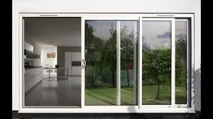 Patio Doors Belfast Aluminium Sliding Patio Doors In Uk Design Youtube
