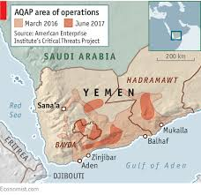 where is yemen on the map al qaeda is losing ground in yemen yet is far from defeated the
