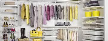Wardrobe Storage Systems Elfa Storage System Best Organizer For All Stuffs Homesfeed