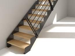limon d escalier en bois acheter un escalier limons découpés en crémaillère stairkaze
