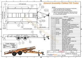 flatbed tilt trailer 10 machine pinterest tilt trailer