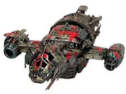 serenity in disguise reaver variant ornament toys