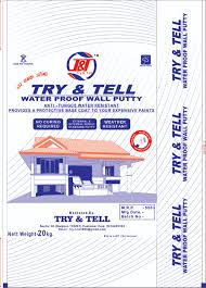 Wall Putty by Wall Putty Manufacturers In Gurgaon Try And Tell Pop Manufactures