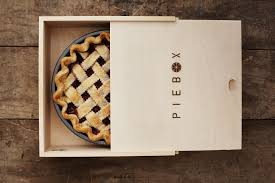 personalized pie boxes piebox handcrafted in the usa