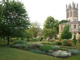 Botanic Gardens Uk Of Oxford Botanic Garden Show Me