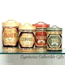 kitchen canisters sets country kitchen canisters beautiful canister sets awesome images set