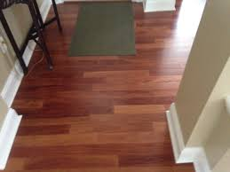 wood and tile flooring in jacksonville florida new santos mahogany