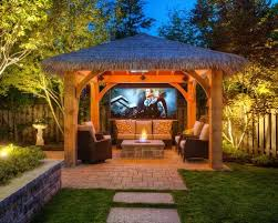 Covered Gazebos For Patios Patio Outdoor Patio Gazebo Home Interior Design