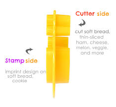 amazon com cutezcute animal friends food deco cutter and stamp