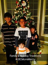 celebrating family and holiday traditions with sears lbcmoremerry