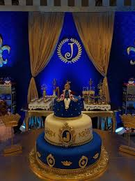 blue and gold decoration ideas 53 best royal blue gold baby shower images on baby