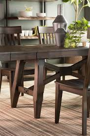 mathis brothers dining tables traditional 72 to 96 dining table in dark brown mathis