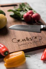 recipe engraved cutting board cutting board personalized engraved charcuterie board engagement