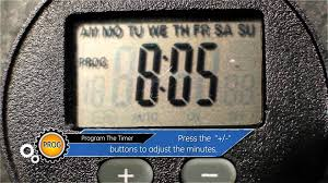 how to set light timer intermatic furniture outdoor digital timer programing the part how set