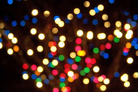 sparkling christmas lights christmas decor