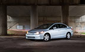 2012 honda civic hybrid road test review car and driver