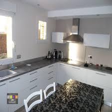 cuisine blanc et grise la cuisine blanc noir gris academiaghcr
