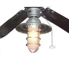 industrial style ceiling fan with light barnstormer warehouse ceiling fan light kit lighting pinterest