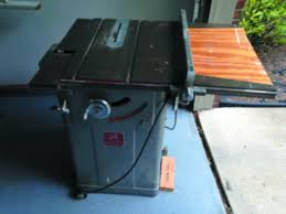 heavy duty table saw for sale table saw yates american heavy the republic classifieds