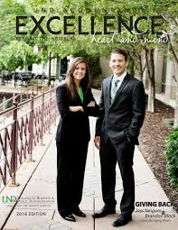 und department of accountancy 2016 magazine by university of north