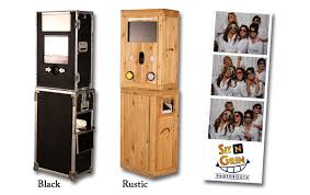 open air photo booth open air photo booth sit n grin photo booth rentals