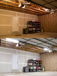 led vs fluorescent shop lights fluorescent lights workshop fluorescent lighting install