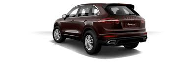 porsche cayenne colors which colors does the 2017 porsche cayenne come in