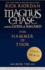 magnus chase and the hammer of thor joshua frank wattpad
