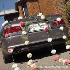 deco mariage voiture décoration de voiture de mariage notre gamme ici décorations