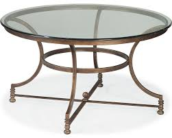 Living Room Glass Table Round Cocktail Table Living Room Furniture Thomasville Furniture