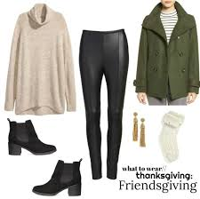 fabulously average what to wear thanksgiving dinner