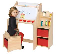 guidecraft artist activity desk g51032