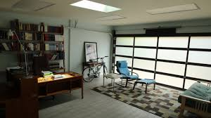 Small Bedroom Converted To Home Office False Wall Behind Garage Door Conversion Designs Make The Most Of