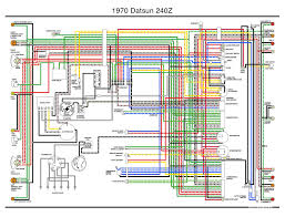 1970 datsun 240z wiring diagram i transcribed the only wir u2026 flickr