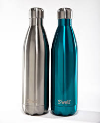 s u0027well stainless steel insulated water bottle the green head
