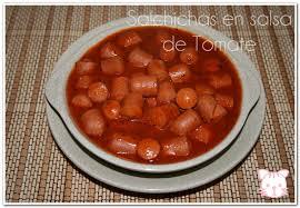 cuisine tomate salchichas en salsa de tomate ma cuisine particulier