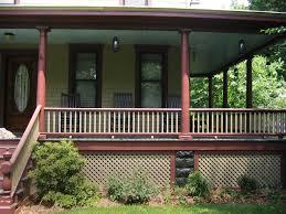 patio how to build a deck railing porch railing ideas covered
