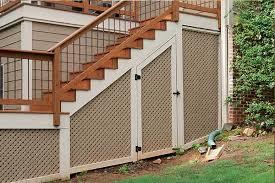 under deck storage atlanta decking u0026 fence company