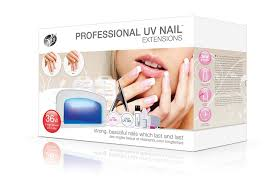 rio professional uv lamp gel nail extension system amazon co uk