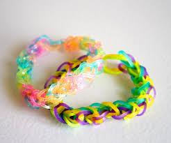 bracelet looms bands images Double rainbow loom bracelet jpg