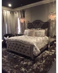 Headboard Footboard Great Deals On Tufted Bed Extra Tall Headboard Footboard Rails