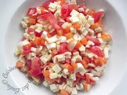 cuisiner les crozets de savoie salade gourmande aux crozets et tomme de savoie marque savoie