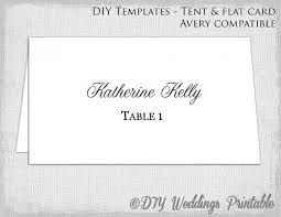 amazing foldable place card template ny1p4 u2013 dayanayfreddy