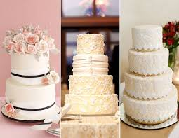 lace wedding cakes 15 wedding cake trends