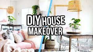 house makeover diy pinterest inspired house makeover aspyn ovard youtube