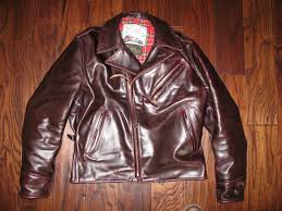 leather cycle jacket aero leather jacket from scotland this is their bootlegger model