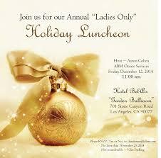holiday lunch invitation invitations so printable